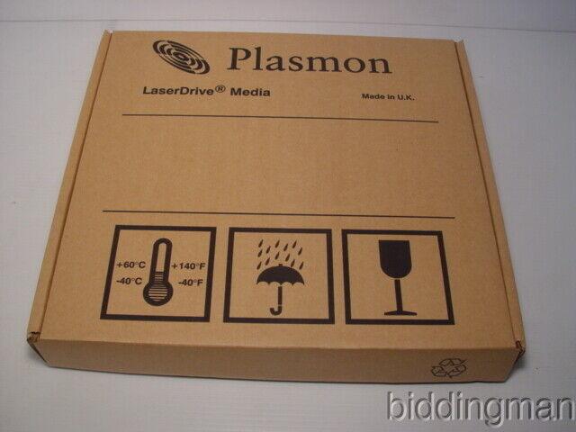 "Plasmon LM-4000 12"" 5.6GB Worm Optical Disk Cartridge P/N 97651584-00 - ""NEW"""