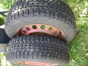 Studded Mud & Snow Tires for Sale