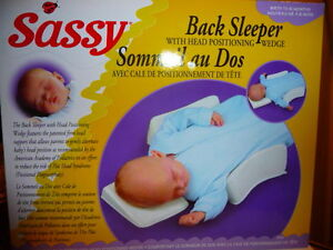 Sassy Baby Back Sleeper, Brand New in box   Selling for $20 (No