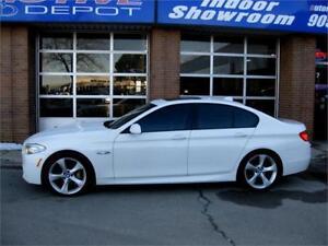 """2012 BMW 5 Series 550i xDrive """"M-SPORT"""""""