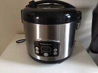 Hamilton Beach Digital Rice Cooker and Food Steamer 4.75L