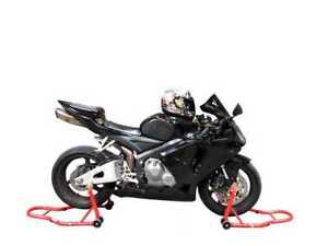 Motorcycle Stands for your Sport Bike, call Coopers Motorsports!