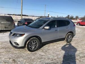 2014 Nissan Rogue SL ONLY 62KM LOADED!!