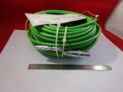 Meggitt Vibro-meter Swiss Lemo Cable 922-282-000-041 For Accelerometer 86-109