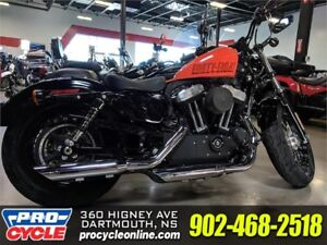 2012 Harley-Davidson XL1200 X Forty Eight ONLY $64.50/WEEKLY!!