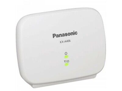 Brand New Panasonic Kx-a406 Wireless Dect Repeater