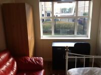New Double Bedroom near Brunel University and Uxbridge Tube Station