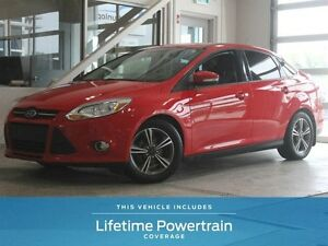 2014 Ford Focus SE-Heated Seats-Sport Package