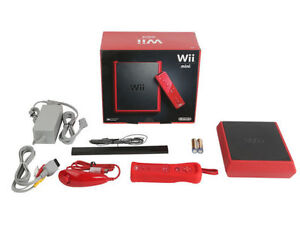 Wii Mini with all original accessories and a additional controll