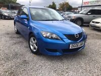 2006 Mazda3 1.6 TS Hatchback 5dr ALLOY WHEELS +AIR CON