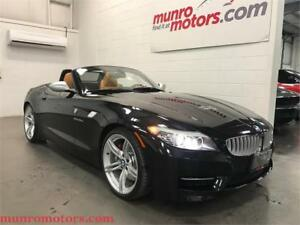 2011 BMW Z4 sDrive35is Hardtop Convertible Automatic