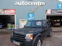LAND ROVER DISCOVERY 2.7 3 TDV6 5d 188 BHP DIESEL (green) 2006
