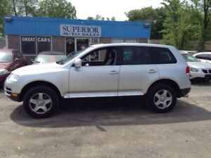 2005 Volkswagen Touareg V6 Fully certified! No Accidents! V6 Ful