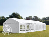 NEW Heavy Duty 06x14m PVC Wedding Party Event Marquee ECO - FOR ALL YEAR USE