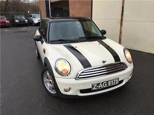 MINI Cooper Hardtop Classic ,CUIR,TOIT,GROUPE ELECTRIC,MAGS!