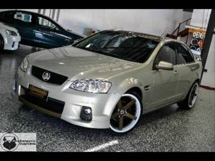 From $94p/w ON FINANCE* 2011 Holden Berlina Sedan Westcourt Cairns City Preview