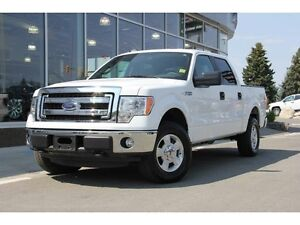2014 Ford F-150 Certified | Crew Cab | 6-Passenger | USB | 5.0L