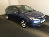 2010 Ford Focus 1.6 automatic Zetec ,aa report-FUL SERVICE HISTORY