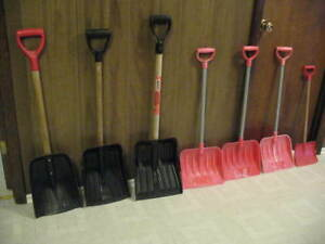 10 Children's Snow Shovels