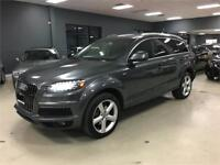 2010 Audi Q7 3.6L Premium*S-LINE*7-PASS*NAV*BACK-UP CAM* City of Toronto Toronto (GTA) Preview