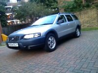 V70 Cross Country, Diesel, FSH, 12 months MOT. £495
