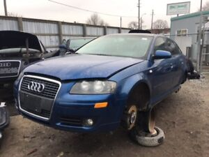 2006 Audi A3 just arrived for parts at Pic N Save!