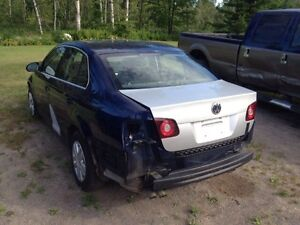 PARTING OUT 2006 VW JETTA TDI LEATHER Peterborough Peterborough Area image 4