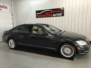 2012 Mercedes-Benz S-Class S550 4MATIC/LWB/NAVI/NIGHT VISION S 5