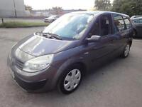 LHD 2004 Renault Grand Scenic 1.9DCI 5 Door UK REGISTERED