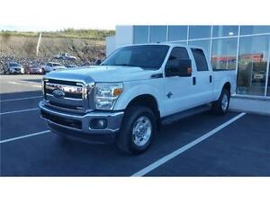 2012 Ford Super Duty F-250 SRW XLT