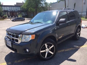 2008 Ford Escape XLT SUV, Crossover INCL: WINTER TIRES