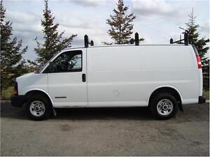 2006 GMC SAVANA CARGO VAN 6.0L 117K FOR ONLY $12,495.