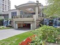 Immaculate 2 B/R + Den & 2 Full W/R Luxury Square One Condo!!