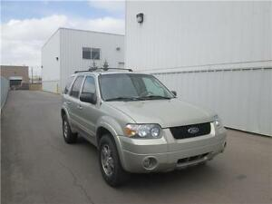 2005 ford escape Limited leather roof 5995 Firm