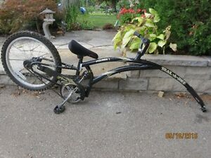 Child Tandem Bicycle