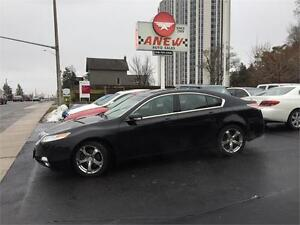 2010 Acura TL SH AWD Leather Loaded
