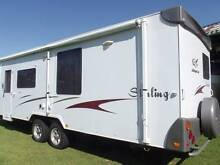 #1821 Jayco 25' Sterling 12 rego 2 push outs Penrith Penrith Area Preview