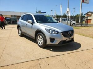 2016 Mazda CX-5 Maxx Silver 6 Speed Automatic Wagon Young Young Area Preview