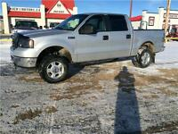 07 Ford F-150 XLT Lifted Inspected PST paid Lots of work done Saskatoon Saskatchewan Preview