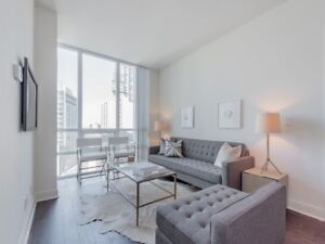 2 Bedroom Unit In Prestigious Yorkville Neighbourhood!
