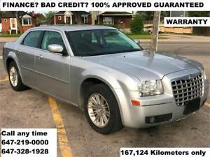 2008 Chrysler 300 Touring FINANCE 100% APPROVED WARRANTY MINT