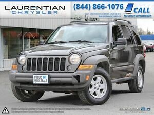 2006 Jeep Liberty Sport-AS TRADED-