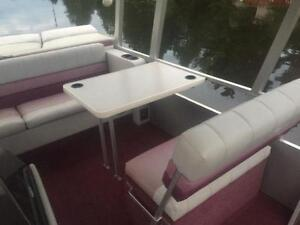 ***SOLD*** DOUBLE DECKER! 27' PRINCECRAFT 2 STORY PONTOON! Peterborough Peterborough Area image 6
