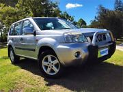 2006 Nissan X-Trail T30 II MY06 ST-S 40th Anniversary Silver 5 Speed Manual Wagon Burleigh Waters Gold Coast South Preview