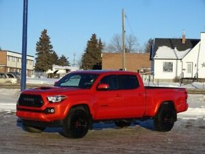 2017 Toyota Tacoma 4WD TRD SPORT Accident Free,  Navigation (GPS