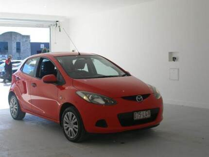 2008 Mazda Mazda2 Hatchback 3MNTH REGO 1YR WARRANTY Nerang Gold Coast West Preview