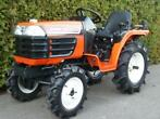 Mini tractor Kubota GB145DT.