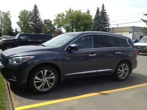 2013 Infiniti JX CVT, Premium,Theatre&Deluxe Touring Package SUV