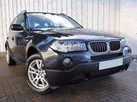 BMW X3 2.0 d SE ....Lovely Low Mileage 4x4....Economical 2.0d Engine....Superb Throughout