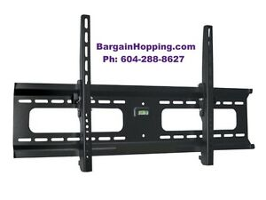 "32 - 70"" Ultra-Slim Adjustable Tilting Tv Bracket Wall Mount"